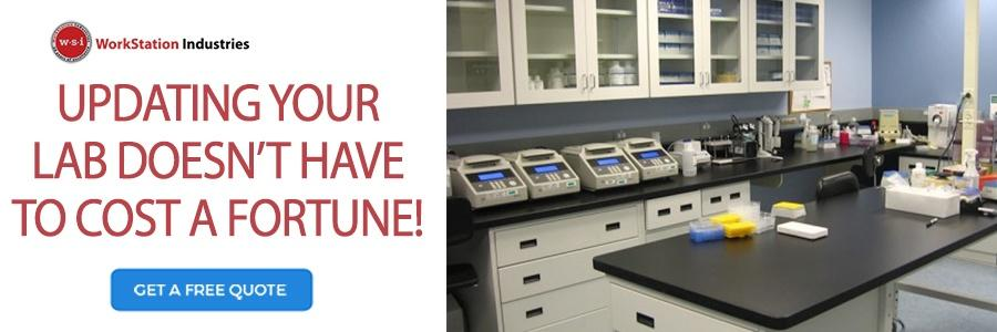 Update Your Laboratory Furniture On A Budget