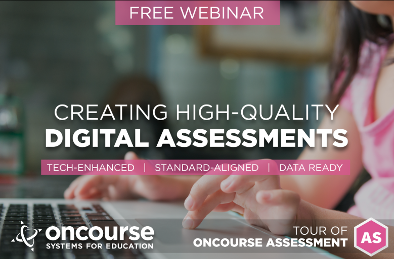 Digital Assessment Webinar for K12 Schools NJ