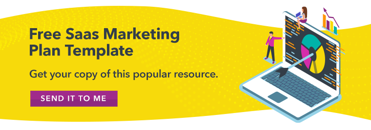SaaS Marketing Plan Template Image Button