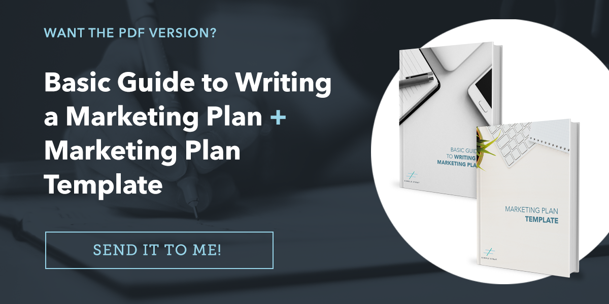 Marketing Plan Guide and Template