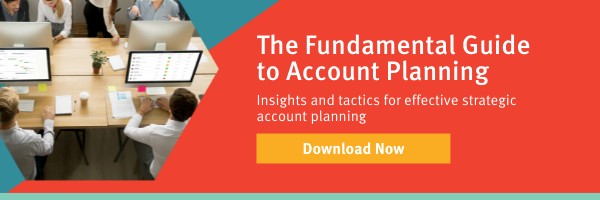 The Fundamental Guide to Account Planning CTA