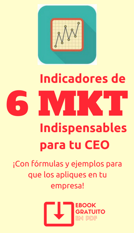 6 Indicadores de Marketing Indispensables para tu CEO