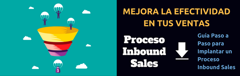 Guía paso a paso para implantar un proceso Inbound Sales