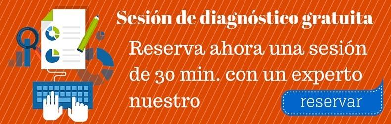 sesión de diagnóstico inbound gratis