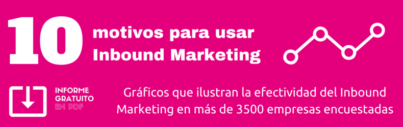 10 motivos para usar Inbound Marketing