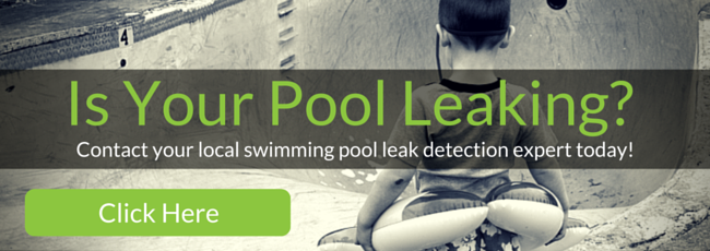 Local Swimming Pool Leak Dectection