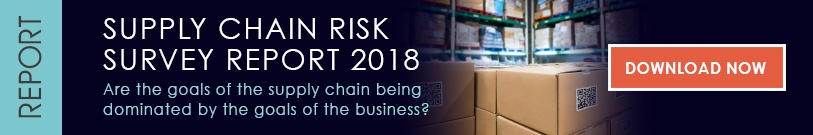 Supply Chain Risk Survey Report 2018