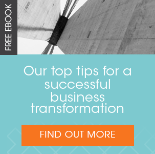 Guide to business transformation eBook