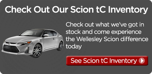 Scion tC Inventory