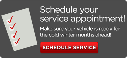 Schedule your service appointment