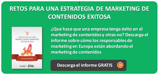 marketing de contenidos informe