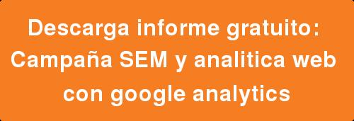 Descarga informe gratuito:  Campaña SEM y analitica web   con google analytics