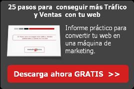 Genera más leads - informe 25 pasos para mejorar tu sitio web