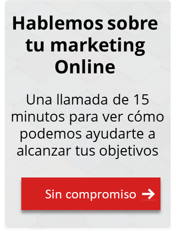 Hablemos sobre tu marketing online G4