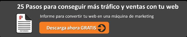 Conseguir más tráfico y ventas con tu web