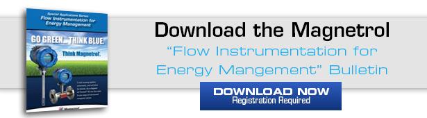 Flow Instrumentation For Energy Management Bulletin