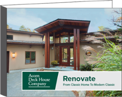 Acorn Deck House Renovation eBook