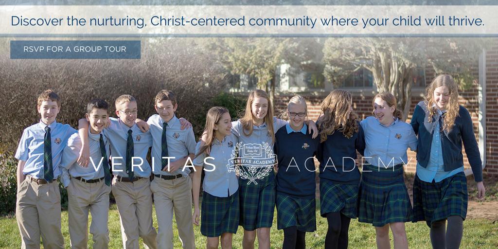 RSVP for a Group Tour | Veritas Academy