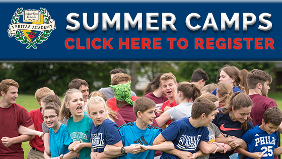 Register Now: Veritas Summer Enrichment Camps