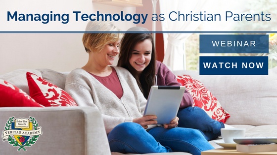 Managing Technology as Christian Parents