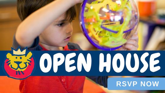 RSVP Now: Preschool Open House
