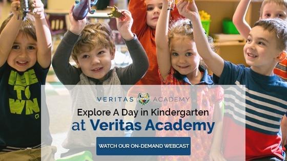 Explore A Day in Kindergarten at Veritas Academy