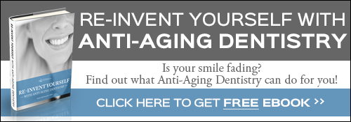Find out what Anti-Aging Dentistry can do for you!