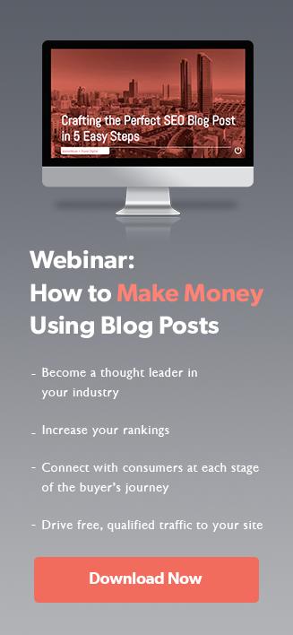 MarketMuse Webinar - Sidebar