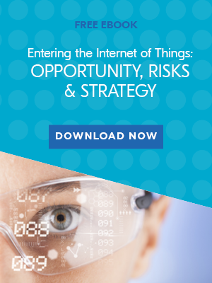Free eBook: Entering the Internet of Things: Opportunity, Risks & Strategy