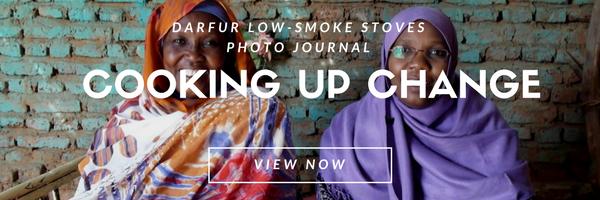 Darfur Low-Smoke Stoves photo journal