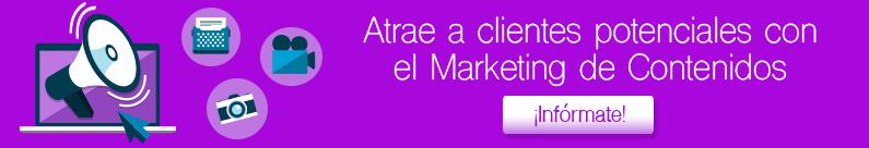 atrae a clientes con marketing de contenidos