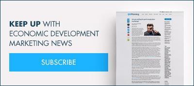 Economic development blog subscribe