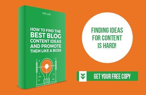 download how to find best blog content ideas ebook