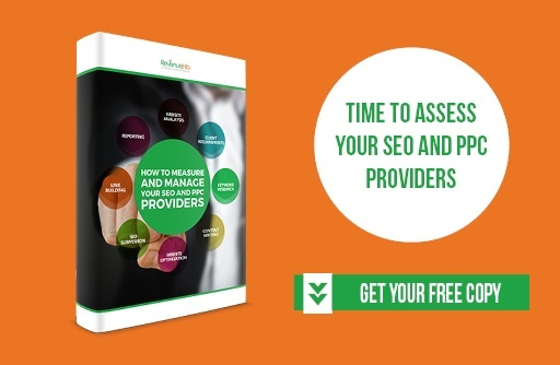 how to measure and manage your SEO and PPC providers FREE eBook