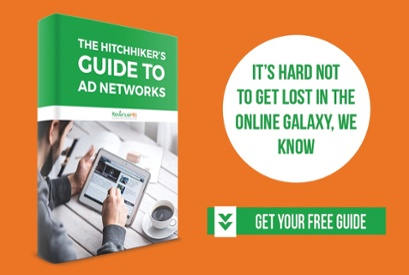 introduce ads to your blog cta
