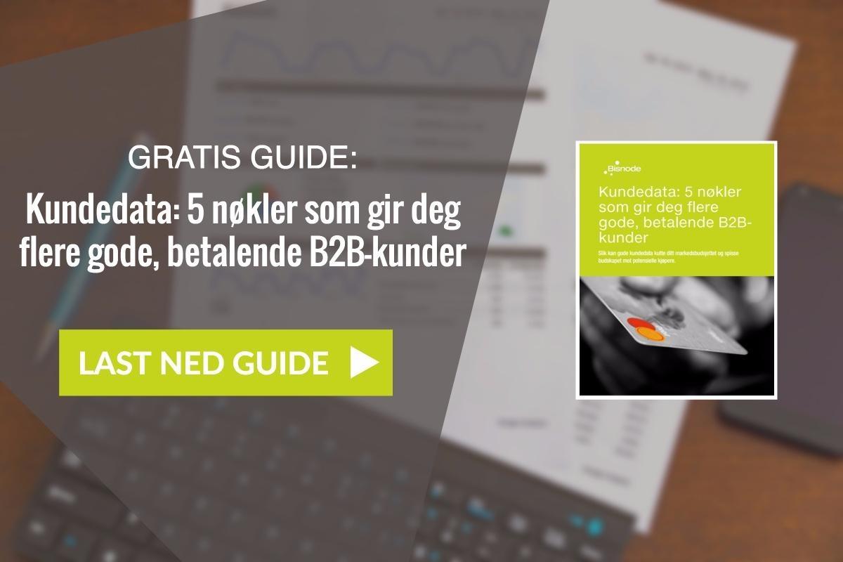 Hvordan få flere betalende B2B-kunder