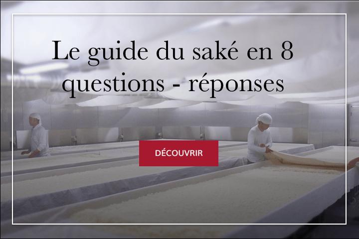 Telecharger le guide du saké