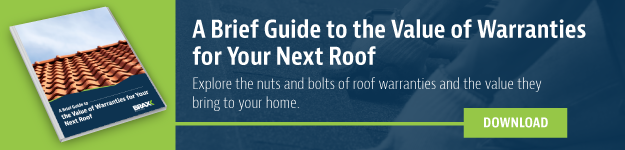 Download A Brief Guide to the Value of Warranties for Your Next Roof