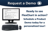 Request a FlexChart electronic charting demonstration