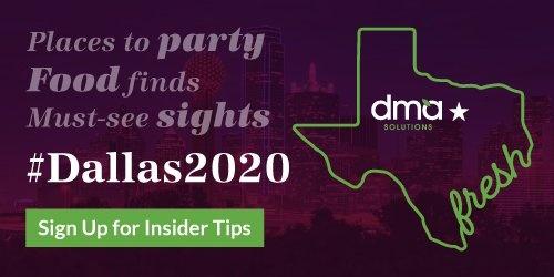 DMA Solutions - #Dallas2020 Fresh Summit