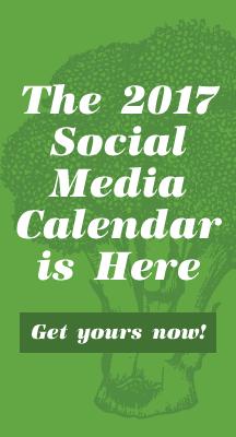 Get the 2017 Social Media Calendar