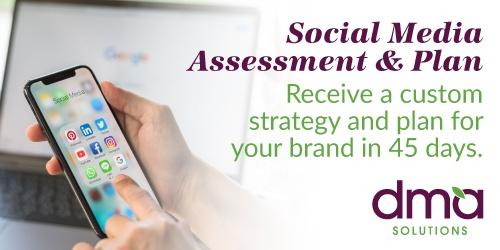 DMA Solutions Social Media Assessment