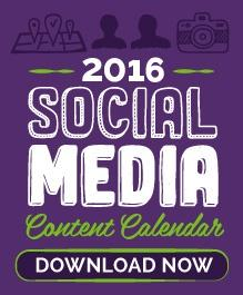 Get 12 Months of Social Media Content Ideas