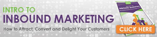 Offer 33: Intro to Inbound Marketing - CORE POST AD