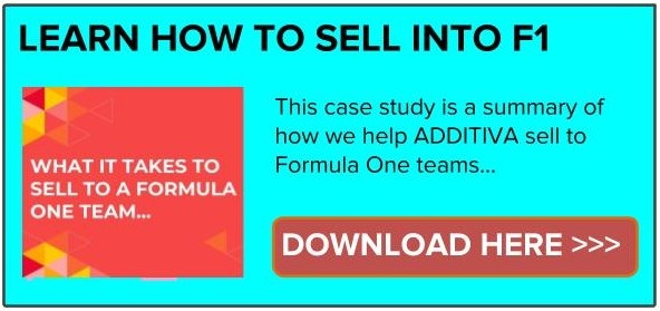 Learn how to sell to Formula One teams...