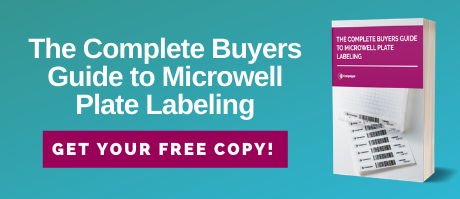 The Complete Buyers Guide to Microwell Plate Labeling. Get your free copy!