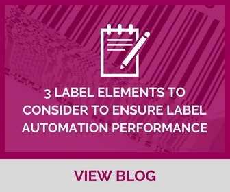 Considering switching to label automation? Read our blog to ensure you are considering these three label elements