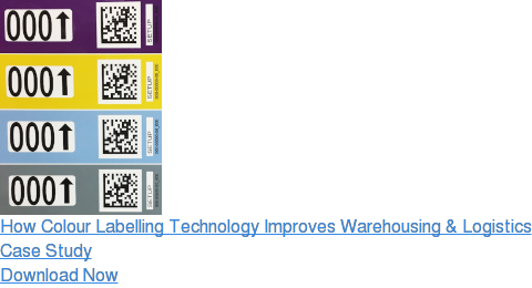 How Colour Labelling Technology Improves Warehousing & Logistics  Case Study  Download Now