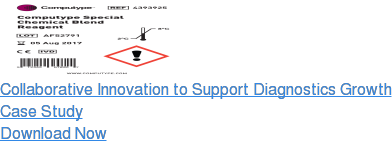 Collaborative Innovation to Support Diagnostics Growth  Case Study  Download Now
