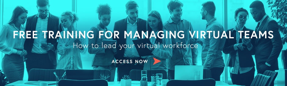 managing virtual teams free training